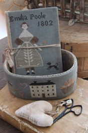 Emilia Poole Sewing Basket