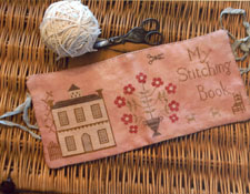 My Stitching Book