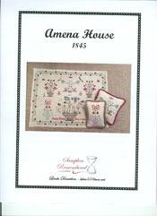 Amena House, 1845