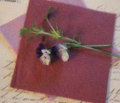 Sweet Violet Wool Pak