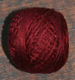 Garnet 3 strand floss
