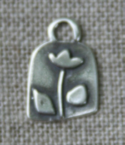 Tiny Dutch Tulip Charm