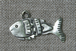 Little Fishy Charm