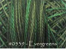 Evergreen Pearl Cotton
