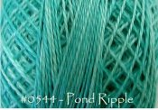 Pond Ripple Pearl Cotton