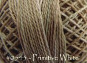 Primitive White Pearl Cotton