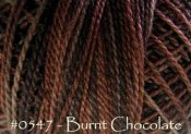 Burnt Chocolate Pearl Cotton