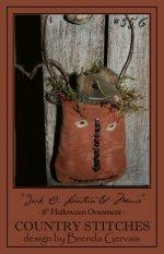 Mr. Jack O. Lantern & Mouse