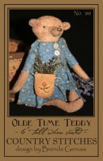 Olde Time Teddy