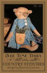 Olde Time Teddy