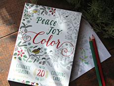 Peace - Joy - Color
