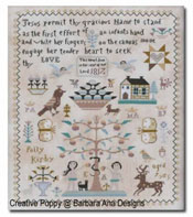 Polly Kirby Sampler