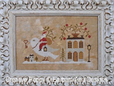 Santa, the Dove and the Key