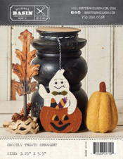 Ghostly Treats Ornament