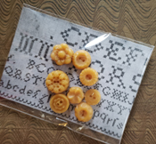 Beeswax Buttons - set #2