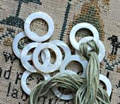 Round Thread Rings