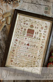 Needleworker's Sampler