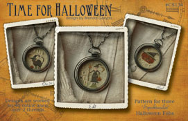 Time for Halloween Pattern