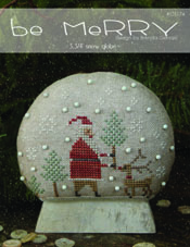 Be Merry Snow Globe