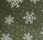 Snowflake Flannel