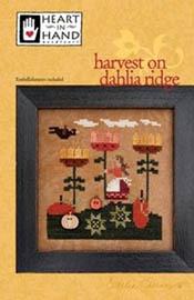 Harvest on Dahlia Ridge