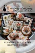 Festive Little Fobs - Harvest Edition