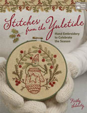 Stitches from the Yuletide