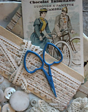 Little Love Scissors - Blue