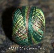 Green Fields 3 Strand Floss