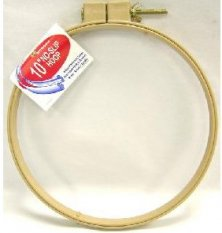 "10"" Morgan Locking Lip Hoop"