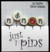 Music Just Pins