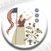 Lady Liberty Needle Nanny