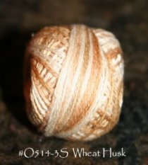 Wheat Husk 3 Strand Floss