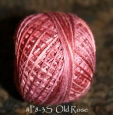Old Rose 3 Strand Floss