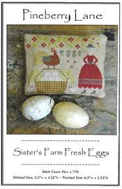 Sister's Farm Fresh Eggs