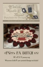 PA Dutch 1757