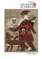 2021 Prairie Schooler Santa