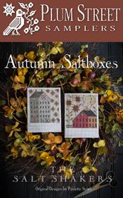Autumn Saltboxes