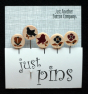 Sampler Stitches Just Pins