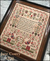 Jane Cowey, 1850