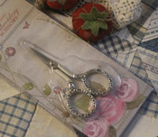 Heirloom Embroidery Scissors
