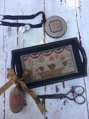 Berry Basket Sewing Tray