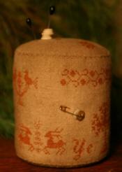 Be Ye Merry Pinkeep Drum