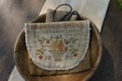 Pears & Strawberries Sampler Sewing Bag