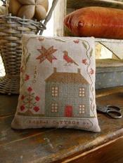 Redbud Cottage Pinkeep
