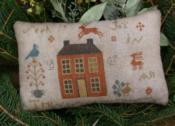 Seek Joy in All Things Pinkeep Pillow