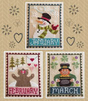 Monthly Trios Jan Feb March