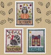 Monthly Trios Oct Nov Dec