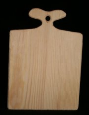 Stars & Sam Wooden Paddle
